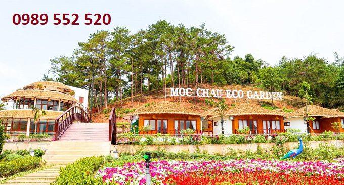 moc chau eco garden resort