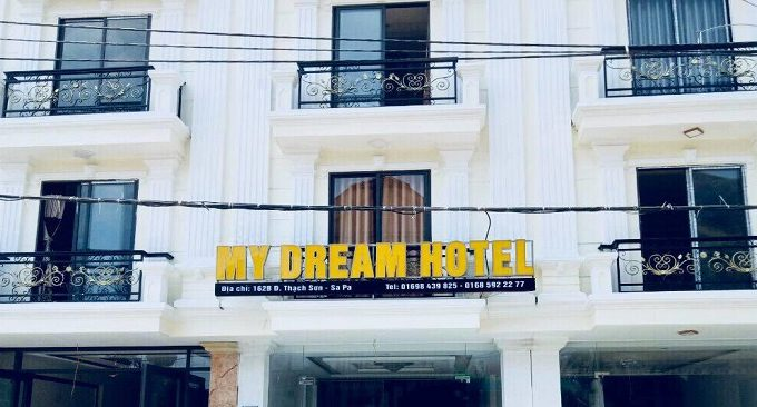 my dream hotel sapa