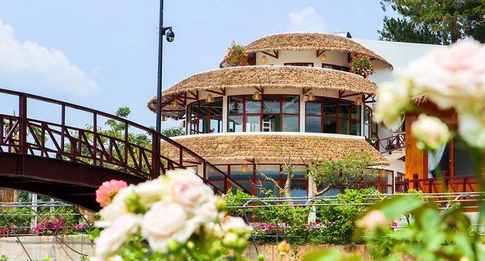 nhà hàng Mộc Châu Eco Resort