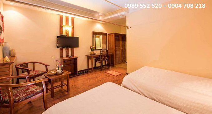 phòng nghỉ Thái Bình Hotel