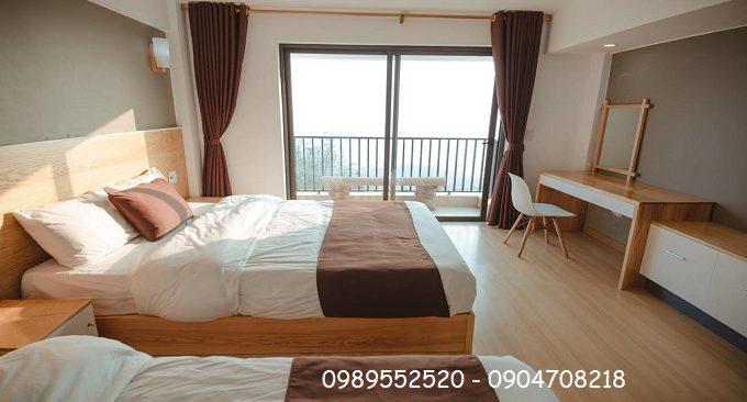 phòng nghỉ roxana sapa hotel