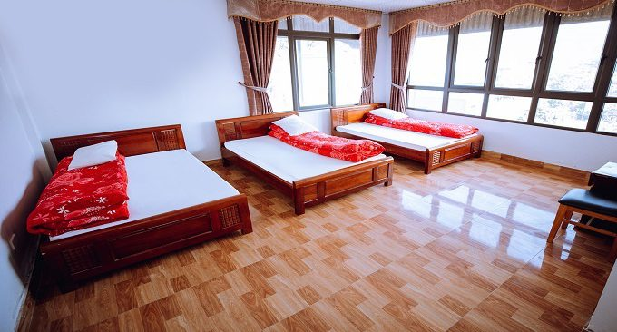 trường giang hotel (truong giang hotel)