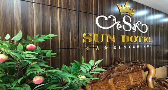 khách sạn Sun
