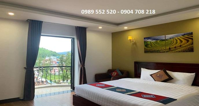 khách sạn melody sapa