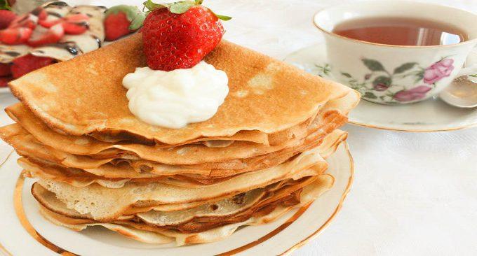 nhà hàng - bữa sáng