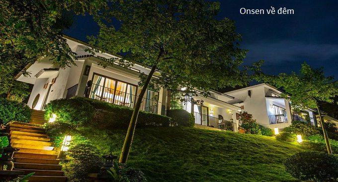 onsen villa