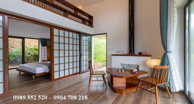 onsen villa hòa bình booking