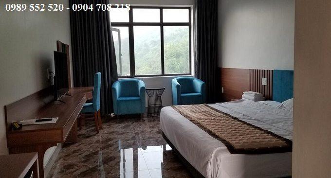 phòng nghỉ khách sạn A Sim