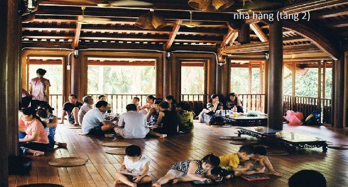 review onsen villa