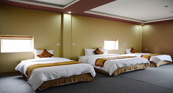 phòng nghỉ sun hotel mộc châu