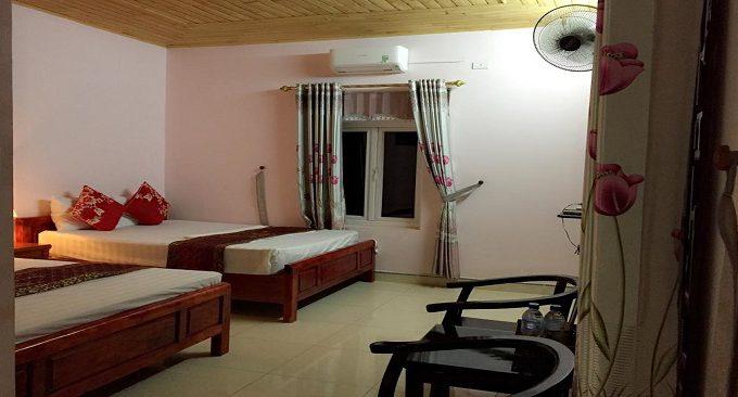 thai binh ba be hotel