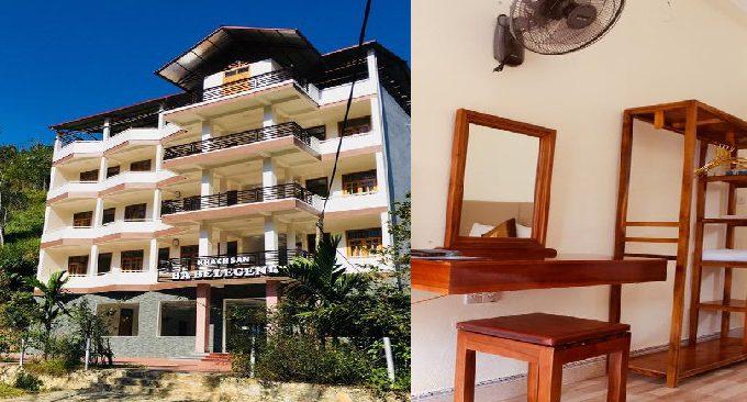 khách sạn Ba Bể Villa