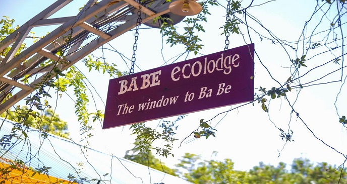 ba be eco lodge