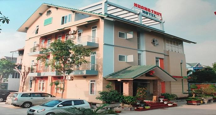 khách sạn hương thủy thái nguyên