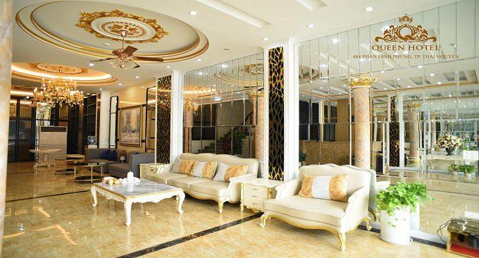 queen hotel thái nguyên