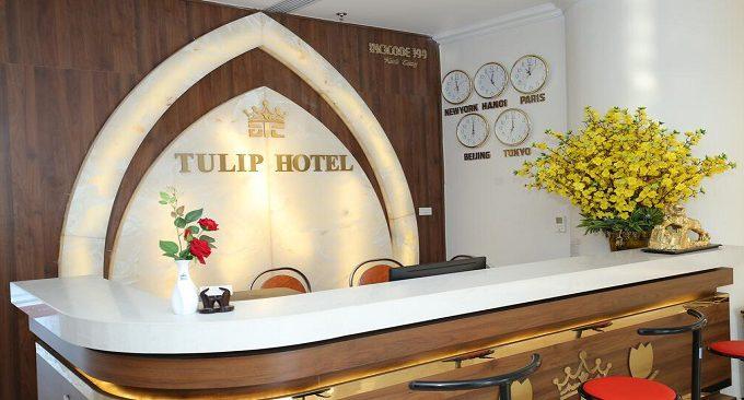 tulip hotel ninh bình