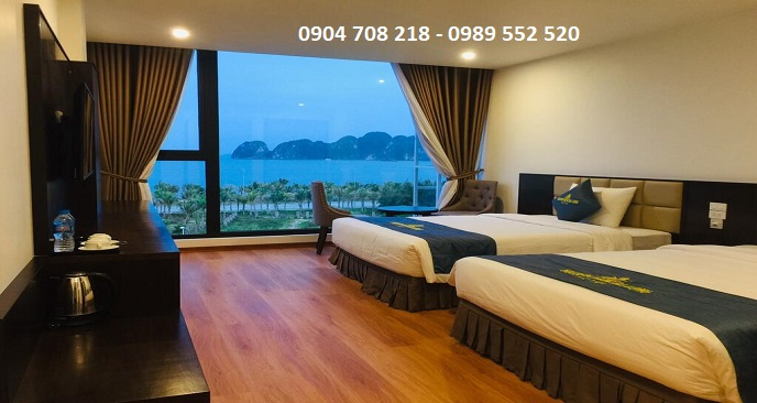 golden palm halong