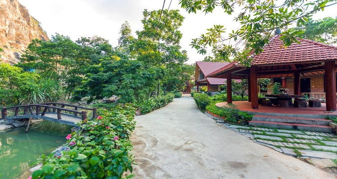 hang mua valley homestay