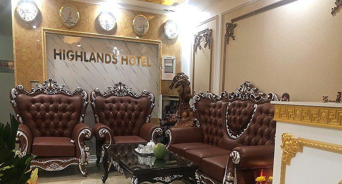highlands hotel cao bằng