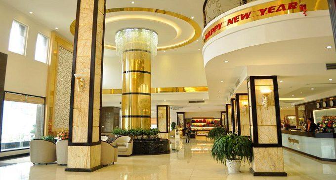 golden hotel hạ long