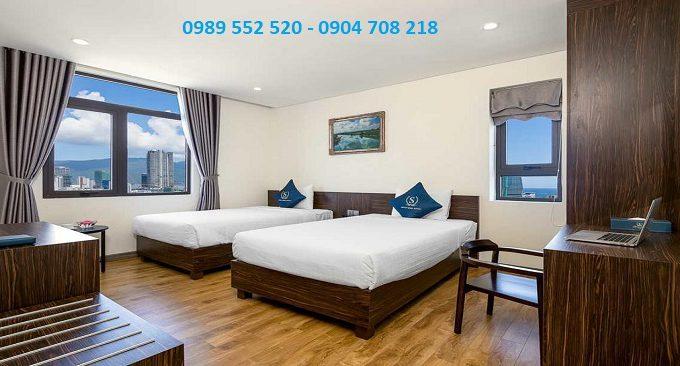 sepon blue hotel danang