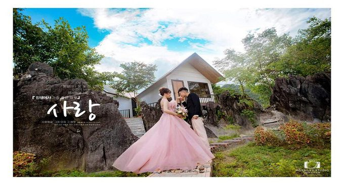 view đẹp ở homestay gợi ý cho những bộ ảnh cưới lãng mạn