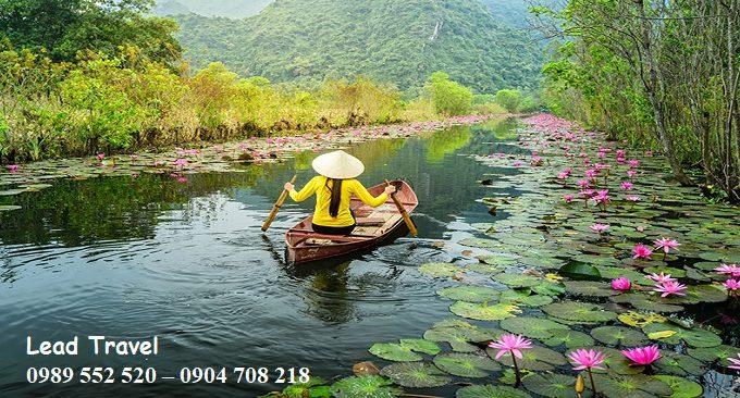 vãn cảnh chùa Hương