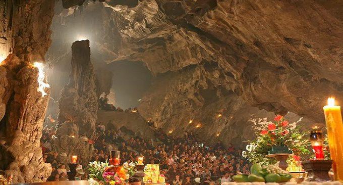 đi lễ chùa Hương