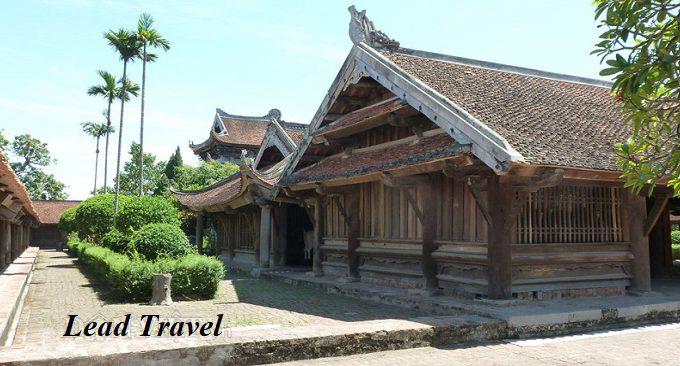 kiến trúc chùa keo