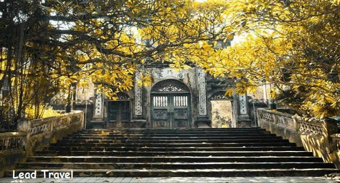du lịch chùa hương tháng 10