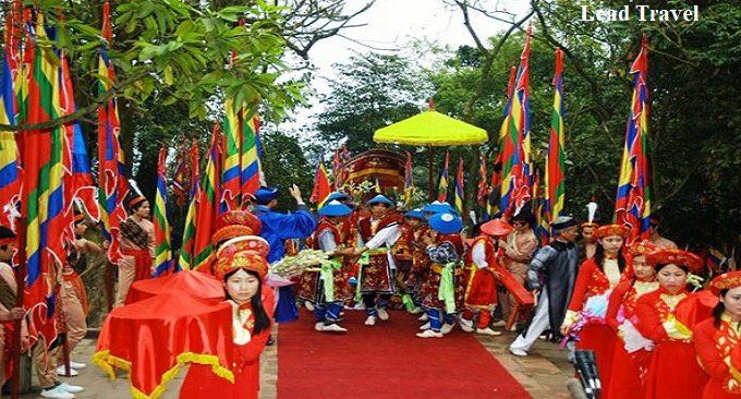 lễ hội đền Bảo Hà