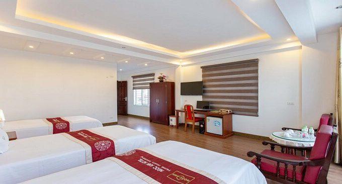 khách sạn gần khu du lịch Tam Cốc