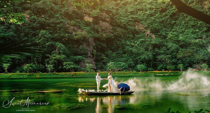 chụp ảnh cưới Ninh Bình cực đẹp