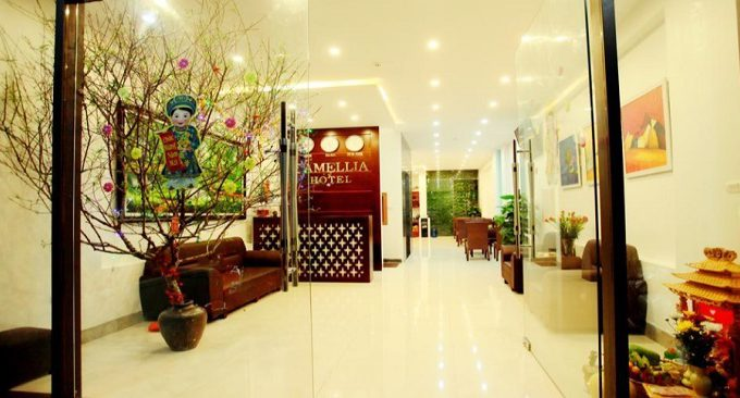 camellia hotel ninh bình