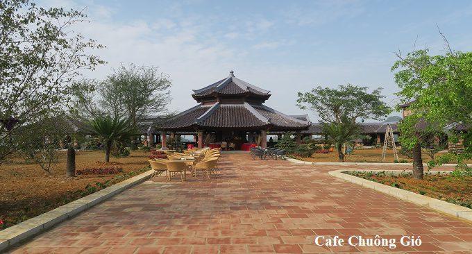 cafe Chuông Gió