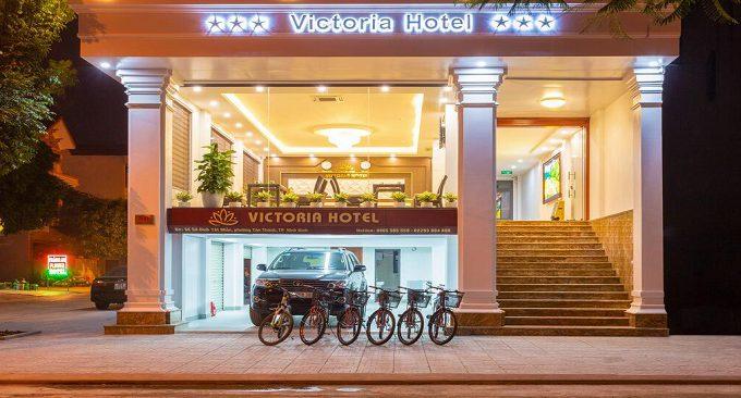 khách sạn victoria ninh bình