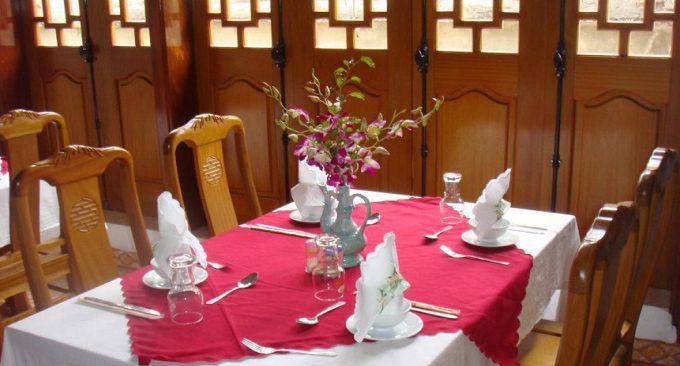 nhà hàng Thanh Bình