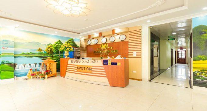 spot on 861 sunrise hotel ninh binh