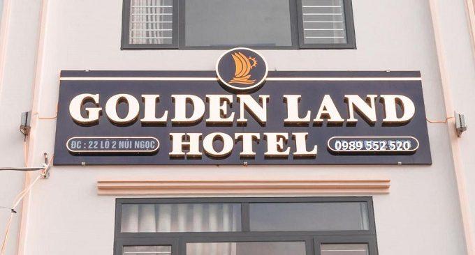 golden land hotel cat ba