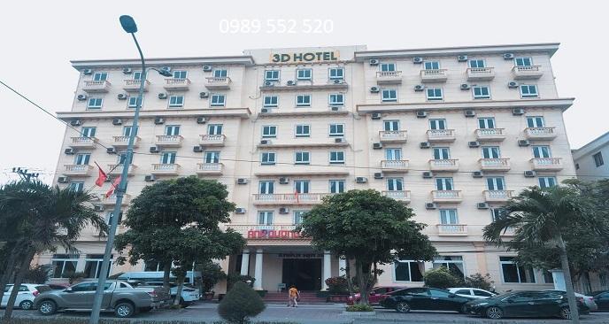 khách sạn ánh dương 3d cửa lò
