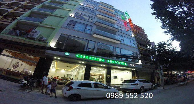 khách sạn green hotel sầm sơn