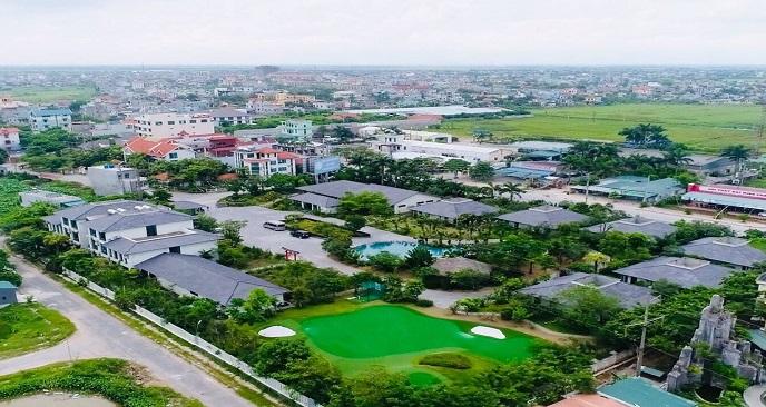 làng việt hotel & resort thái bình