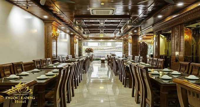 nhà hàng Ngọc Long