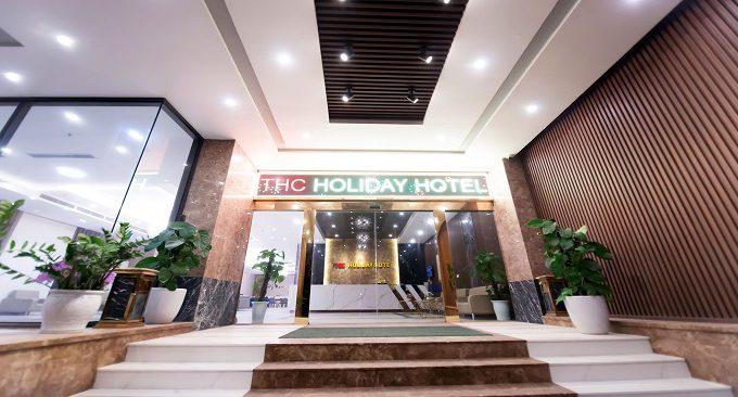 thc holiday hotel sầm sơn