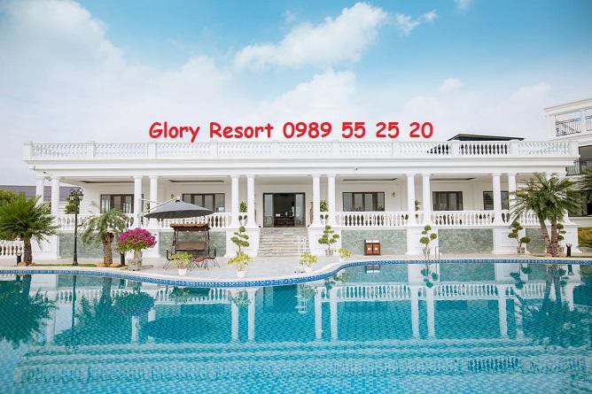 glory resort sơn tây