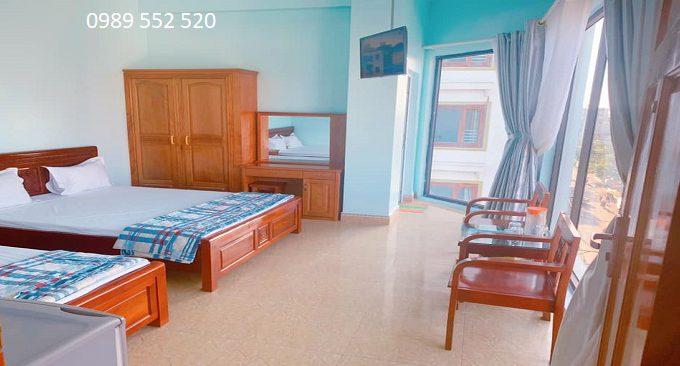 khách sạn biển xanh sầm sơn