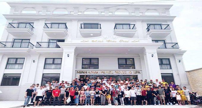 khách sạn Minh Châu, Quan Lạn