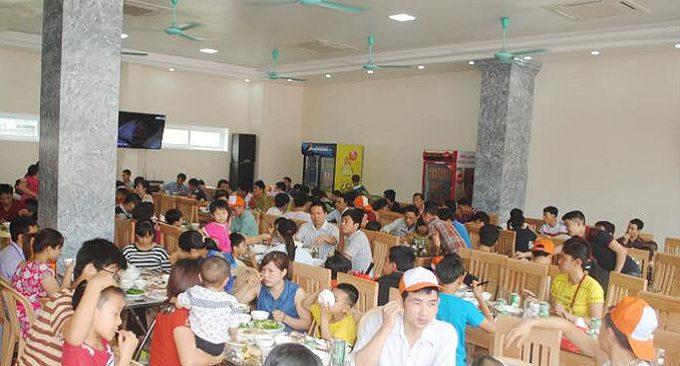 nhà hàng Gia Sơn