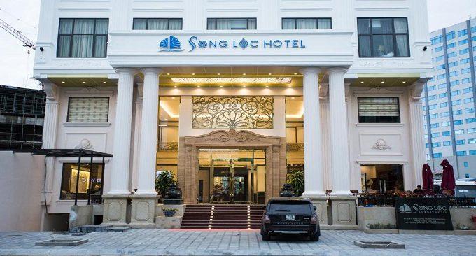 khách sạn song lộc luxury