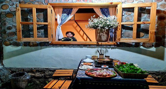 thưởng thức ẩm thực Tây Bắc tại Nhà Của Na